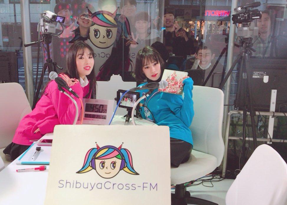 中川愛理沙のラジオ風景