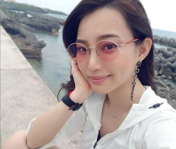 保坂玲奈のサングラス