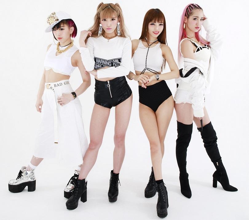 Yuki所属のダンス・ボーカルユニットHugMee